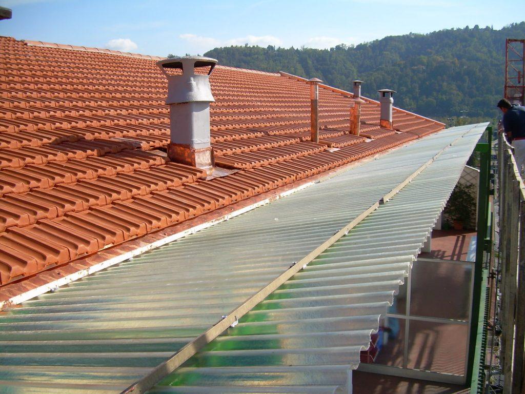 Rifacimento completo tetto