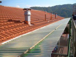 Rifacimento tetto Torino
