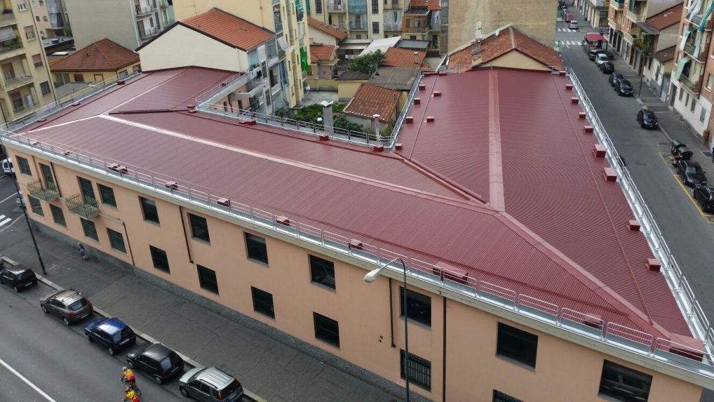 Ristrutturazione completa tetto in Piemonte