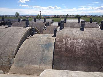 Bonifica amianto tetto
